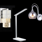 Wall & Desk Lamps