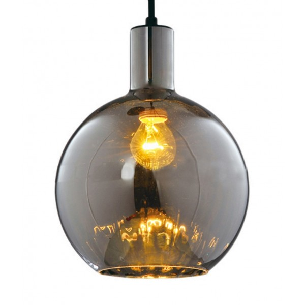 Oversized Glass Dome Large Pendant Light Lightosphere